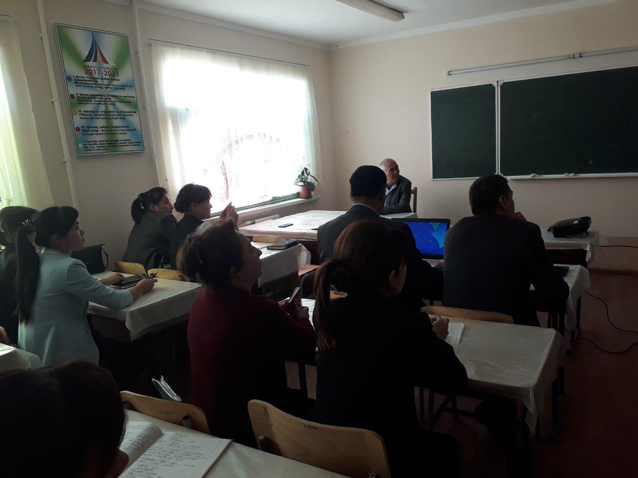 The next scientific seminar of the department