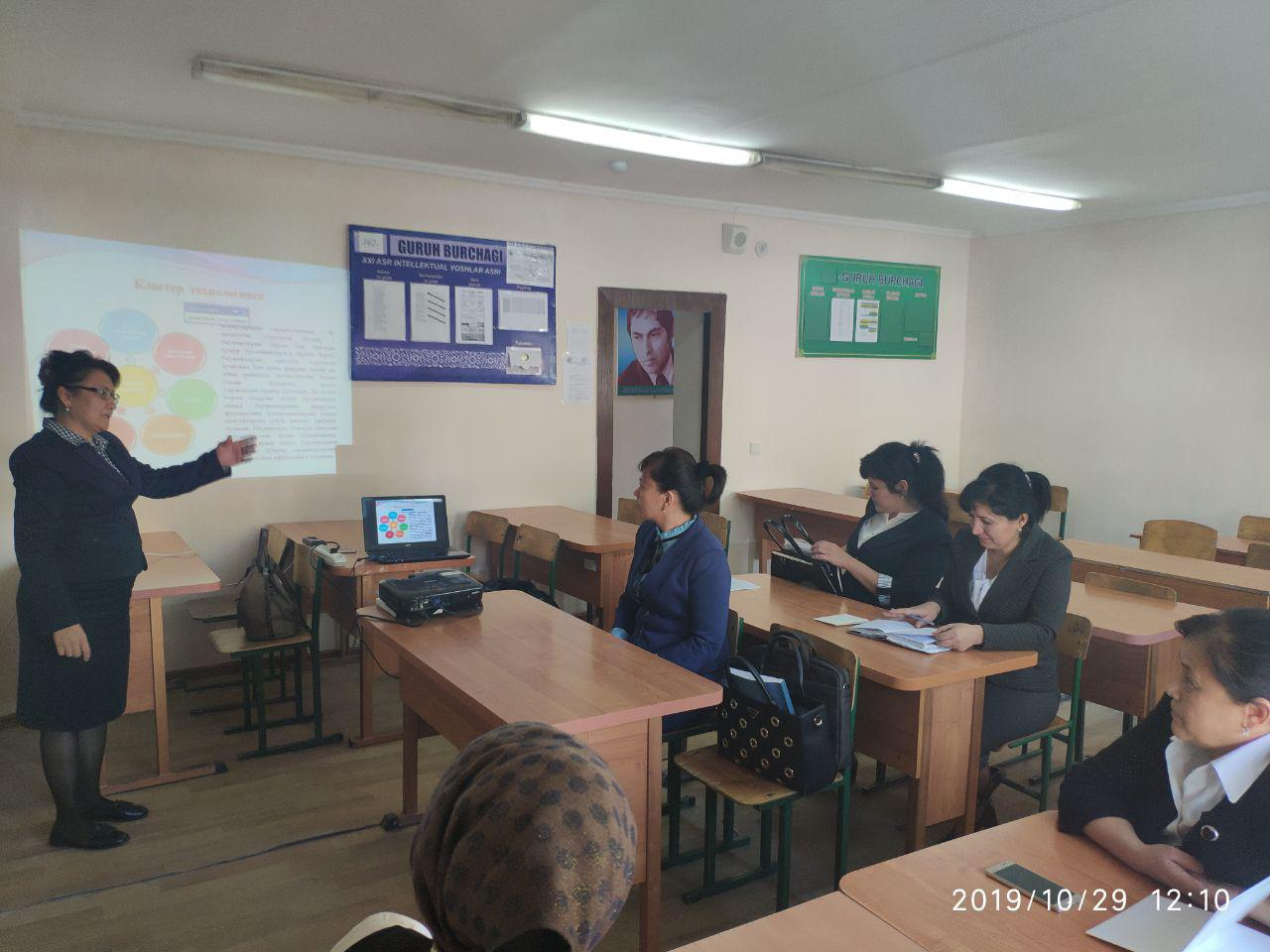 The use of the conceptual analysis method in the teaching of the module