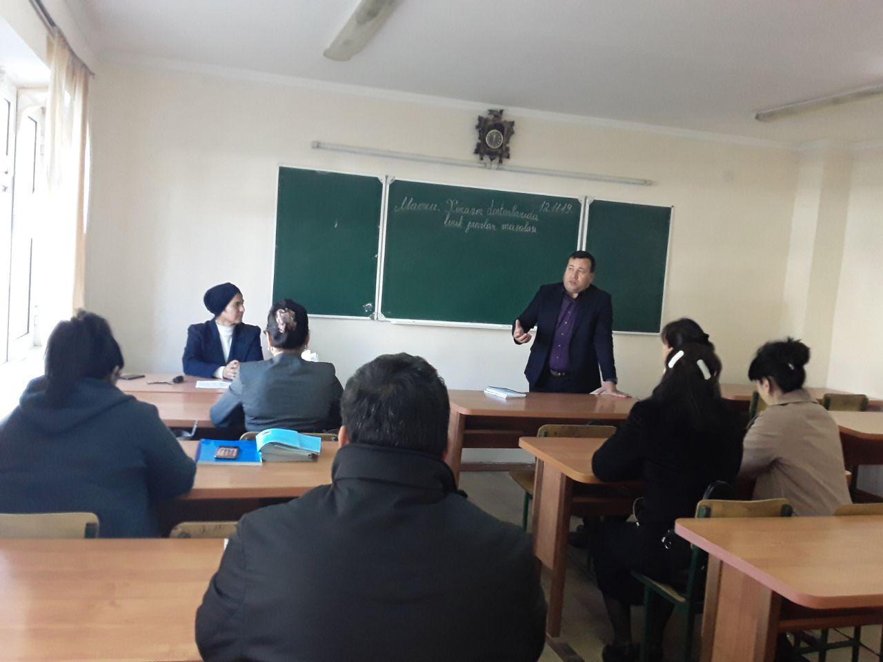 """Problems of lyrical genres in Khorezm poems"""