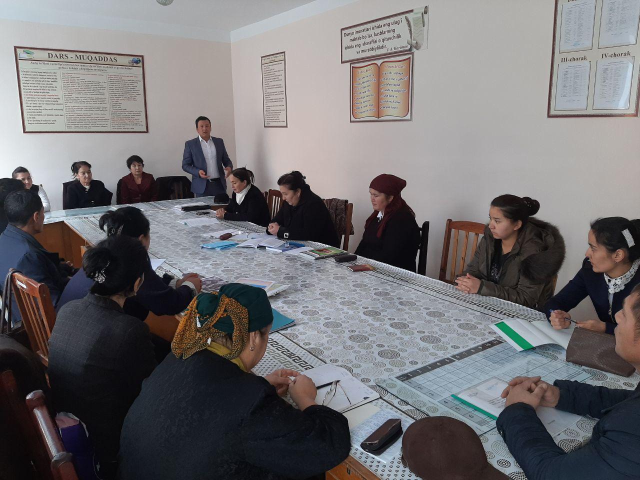 Преподаватели кафедры методики начального образования педагогического факультета провели мастер-классы.