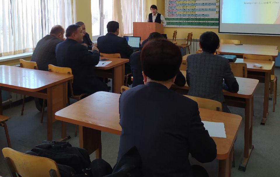 The scientific seminar was full of discussion