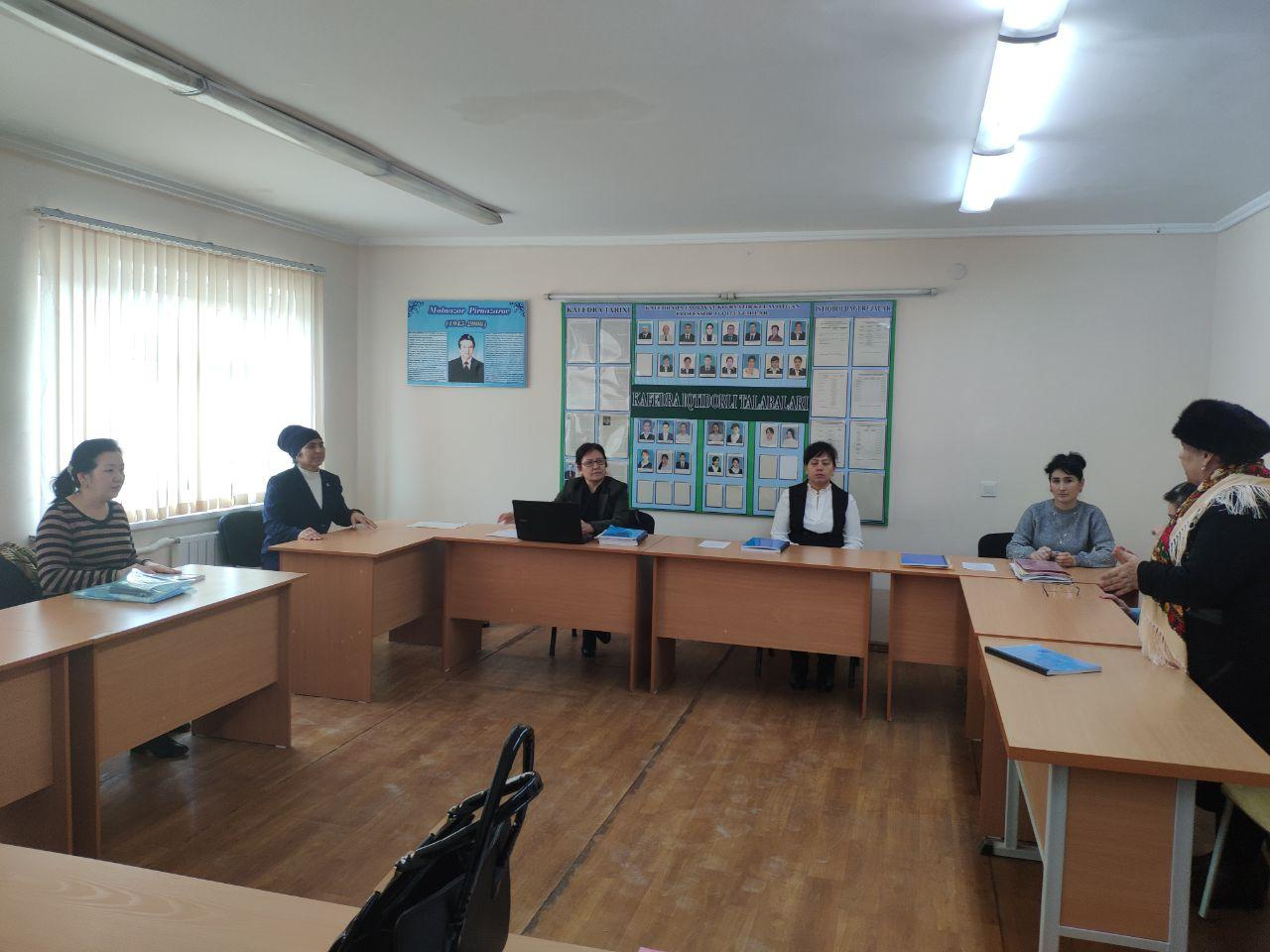 Cooperation with the Scientific Association