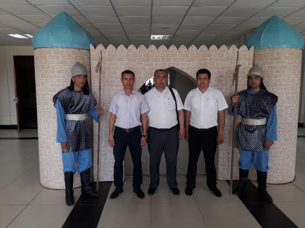 23-may kuni milliy g'oya kafedrasi o'qituvchilari ichki turizim bo'yicha sayoxat uyishtirdilar