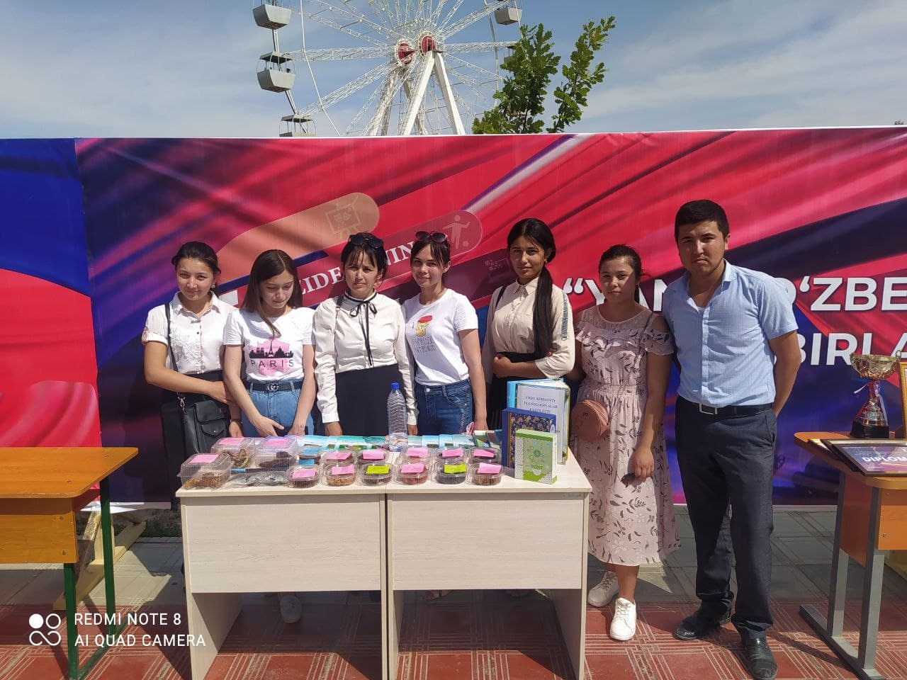 Participation of teachers of the department in the Youth Forum