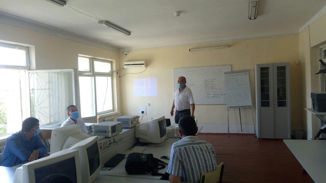 Scientific-practical seminar
