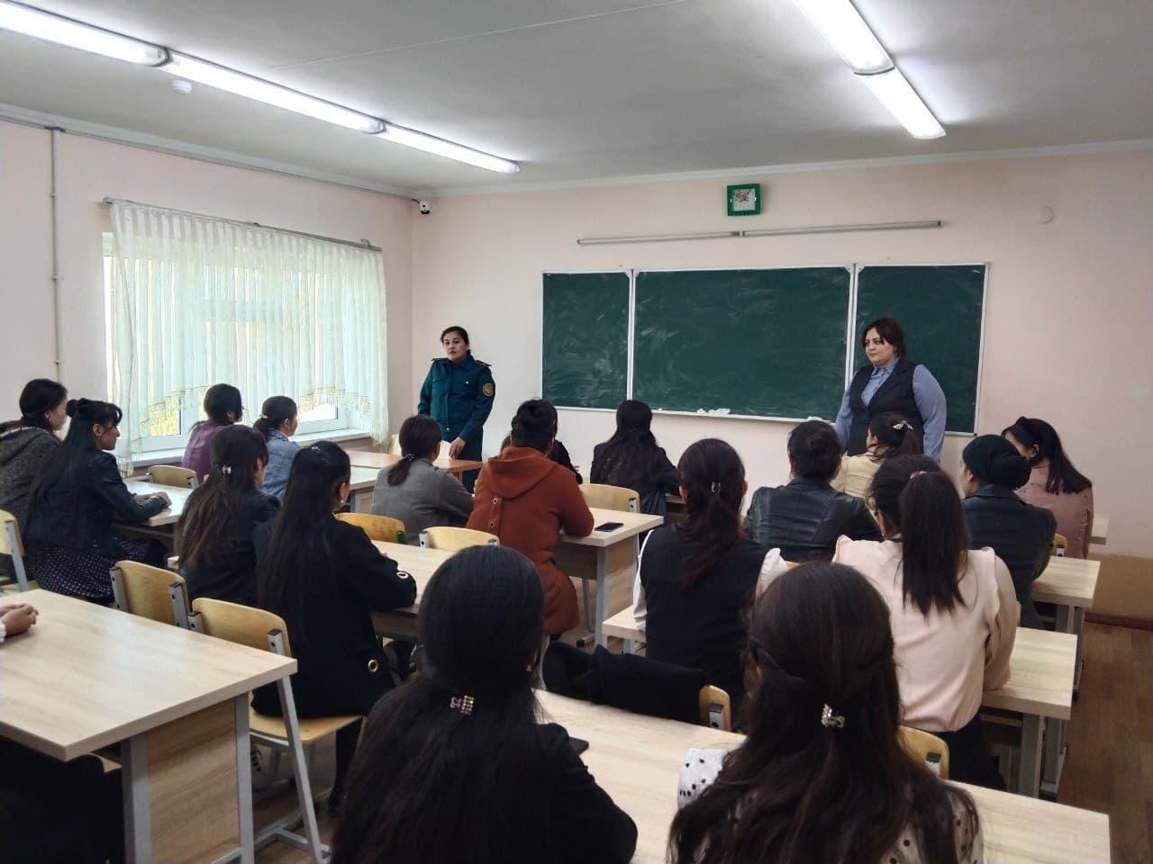 Круглый стол по предотвращению сообщества и правонарушений среди студенческой молодежи