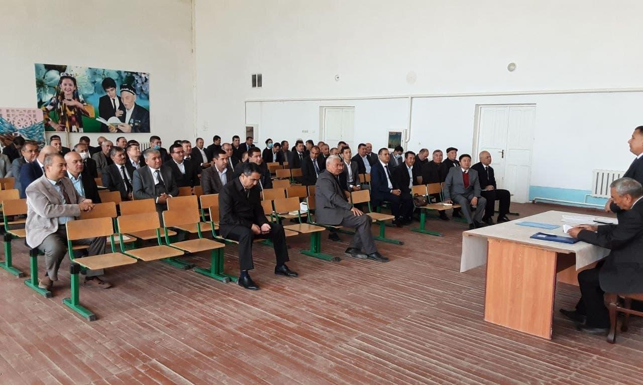 urdu.uz, Urganch davlat universitetning  navbatdan tashqari 3-kengash majlisi boʻlib oʻtdi