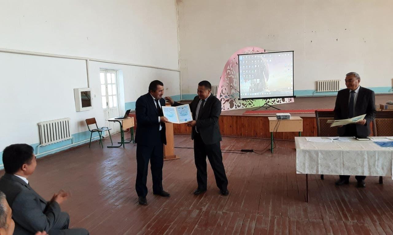 Urganch davlat universitetning  navbatdan tashqari 3-kengash majlisi boʻlib oʻtdi