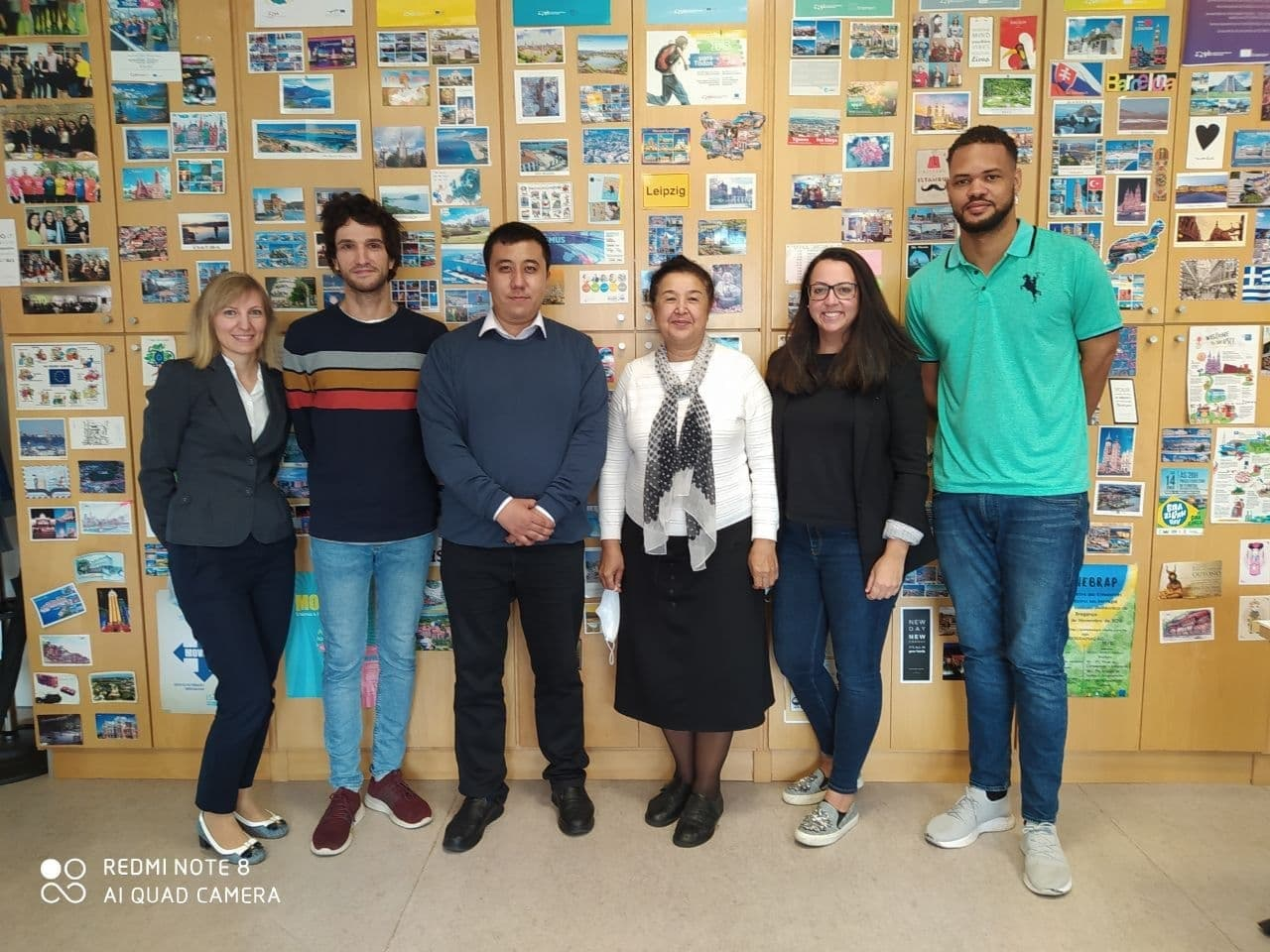 UrSU faculties visited the Polytechnic Institute of Bragança (IPB) in Portugal