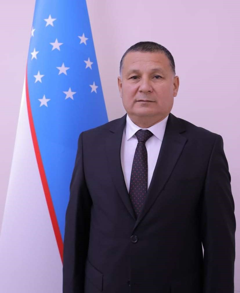 CONGRATULATIONS OF THE RECTOR OF  URGENCH STATE UNIVERSITY  ON THE OCCASION OF OCTOBER 21  HOLIDAY OF UZBEK LANGUAGE